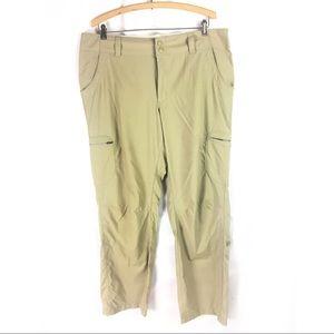 LL BEAN | convertible outdoor pants 16